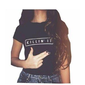 KILLIN' IT  Graphic Tee